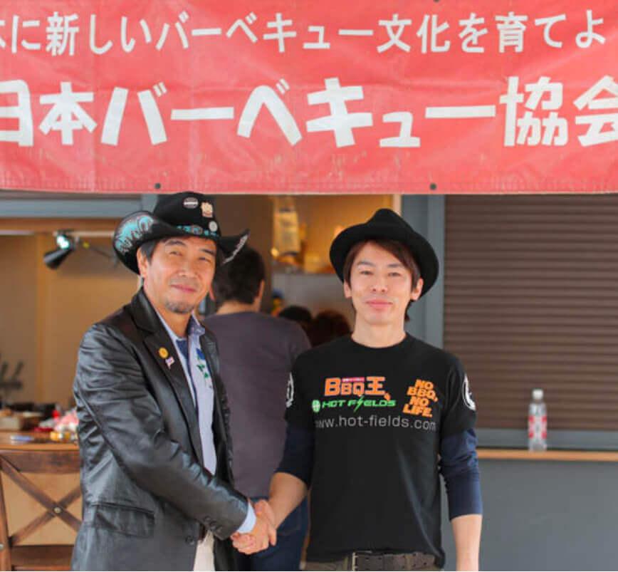 日本の焼肉業界とアメリカのBBQ業界に精通!の画像