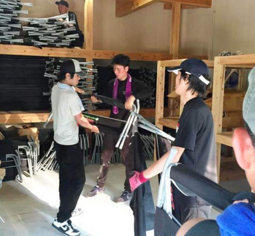 BBQ王直営の営業所はの日本各地にあります!画像